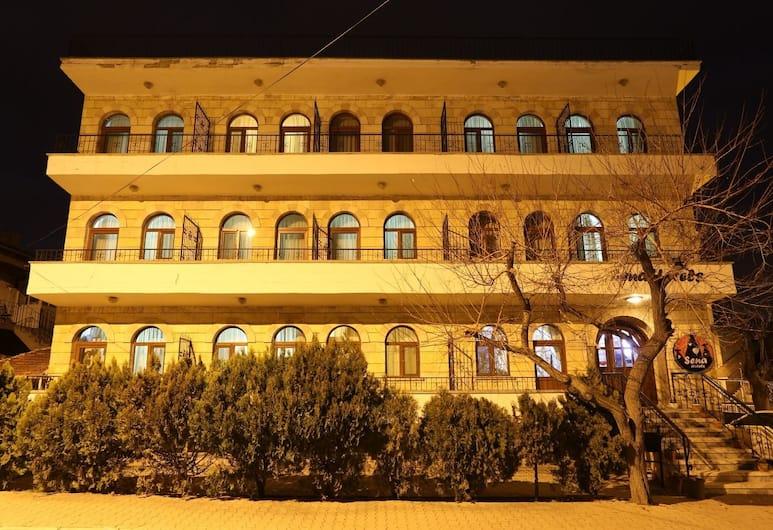 Sena Hotels, Ургуп, Фасад отеля