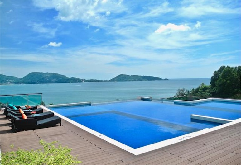 The Privilege Residence : 1 Bedroom apartment in Patong, Patong, Exterior