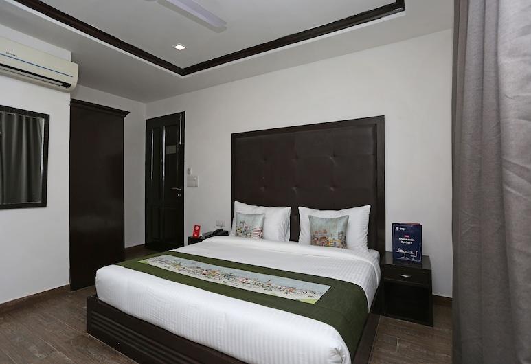 OYO Flagship 746 Bhikaji Cama Place, Yeni Delhi, Standard Tek Büyük veya İki Ayrı Yataklı Oda, 1 Çift Kişilik Yatak, Oda