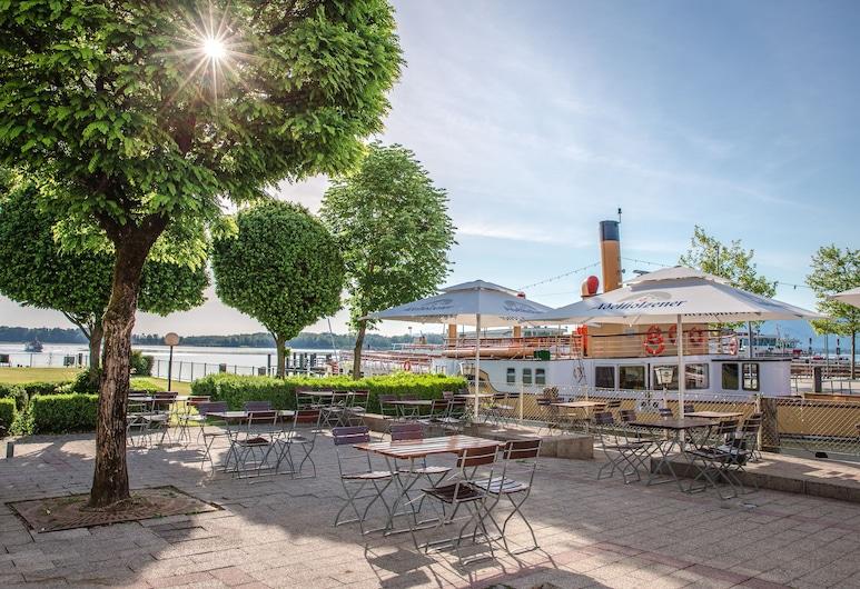Luitpold am See, Prien am Chiemsee, Terraza o patio