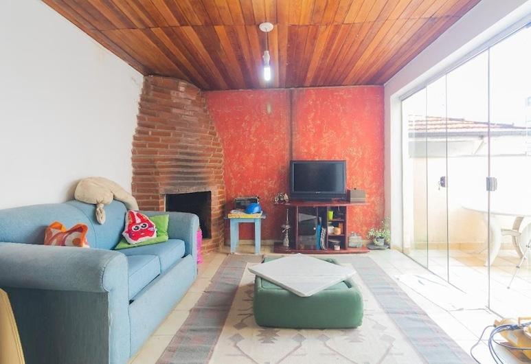 Acomodações Hamzo, Sao Paulo, Lobby Sitting Area