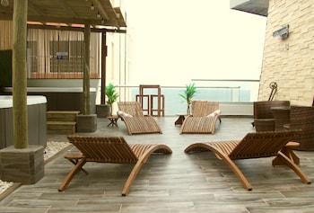Selline näeb välja Hotel Clipperton, Boca del Rio