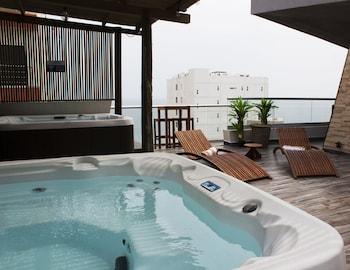 ภาพ Hotel Clipperton ใน Boca del Rio