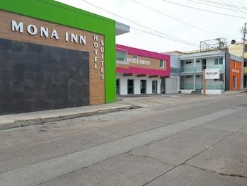 Mazatlan bölgesindeki Mona Inn resmi