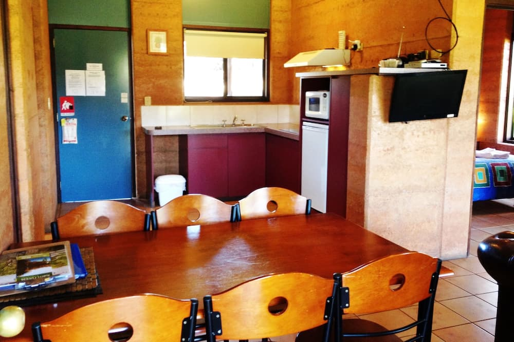 Chalet Deluxe, vista al lago (Shannon) - Servicio de comidas en la habitación