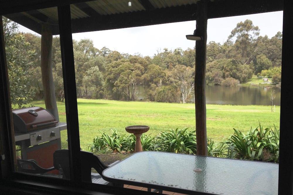 Chalet familiar, vista al lago (Warren) - Vista desde la habitación