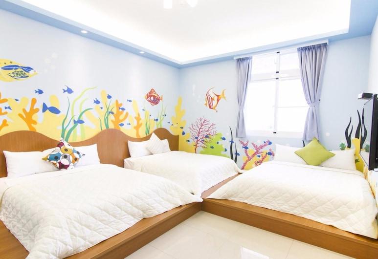 屏東慕鈺庭園民宿, 恆春鎮, 家庭客房, 客房