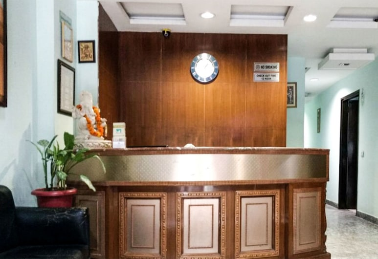 OYO 6596 Hotel Flight Path, Nuova Delhi, Reception