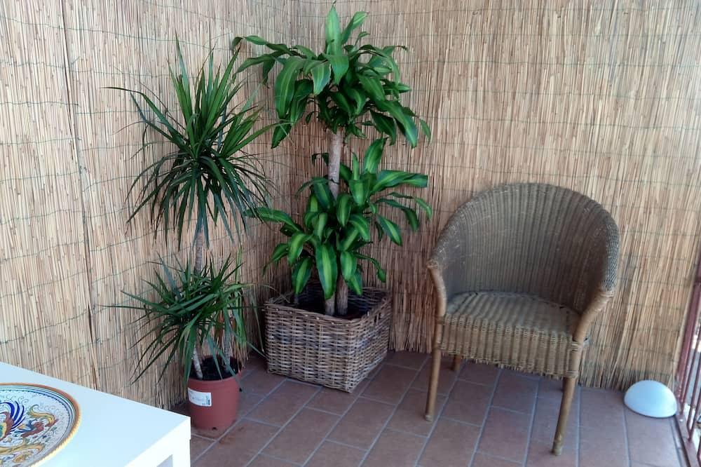Double Room (White ) - Balcony