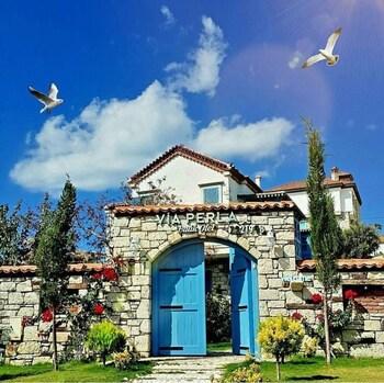 Çeşme bölgesindeki Via Perla Butik Otel resmi