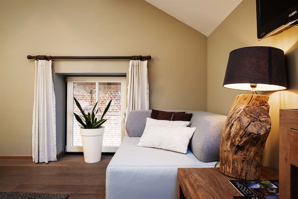 Štandardná izba - Obývacie priestory