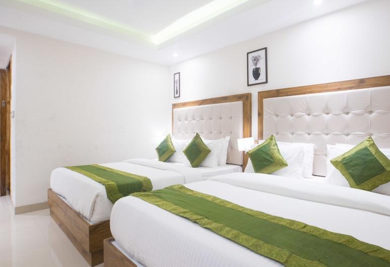 Treebo Trend Amber International, Mumbai, Premium Room, Guest Room