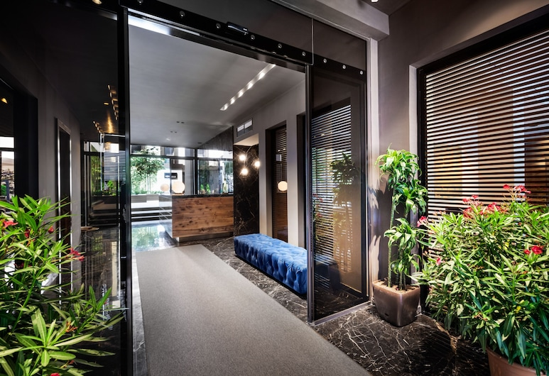 Il Decameron Luxury Design Hotel, Odessa, Lobby