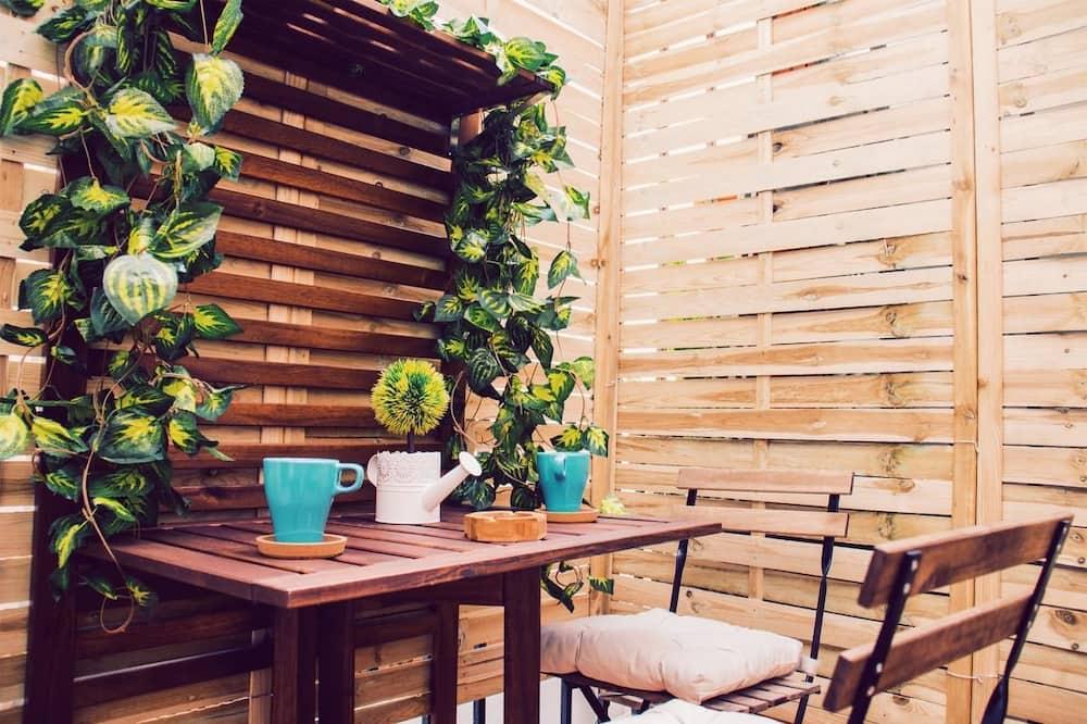 Departamento - Terraza o patio