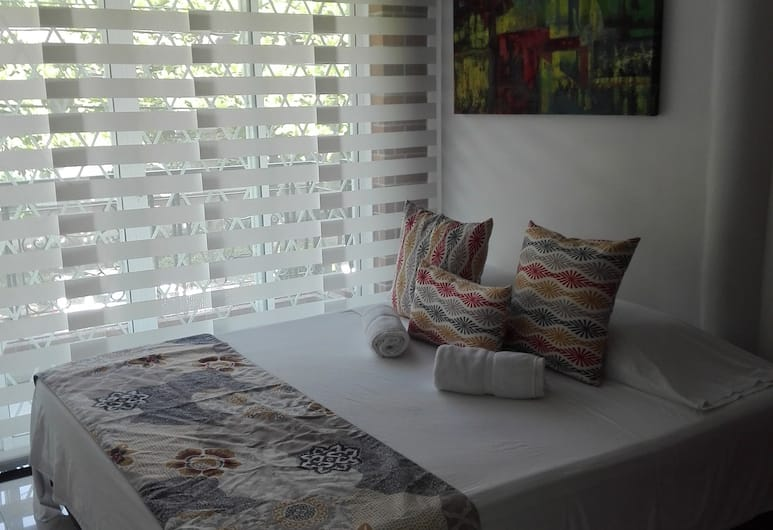 Hotel Laureles Home, Medellin, Rum - 1 kingsize-säng, Gästrum