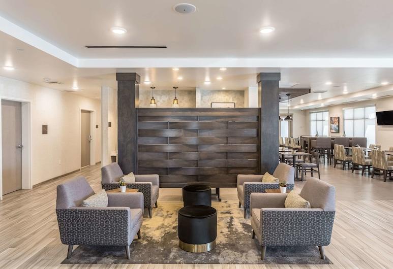 Comfort Inn & Suites Salt Lake City Airport, Salt Lake City, Anddyri