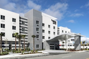 Daytona Beach bölgesindeki Fairfield Inn & Suites by Marriott Daytona Beach Speedway/Airport  resmi