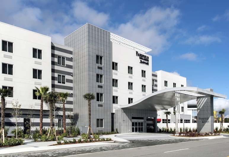 Fairfield Inn & Suites by Marriott Daytona Beach Speedway/Airport , Daytona Beach