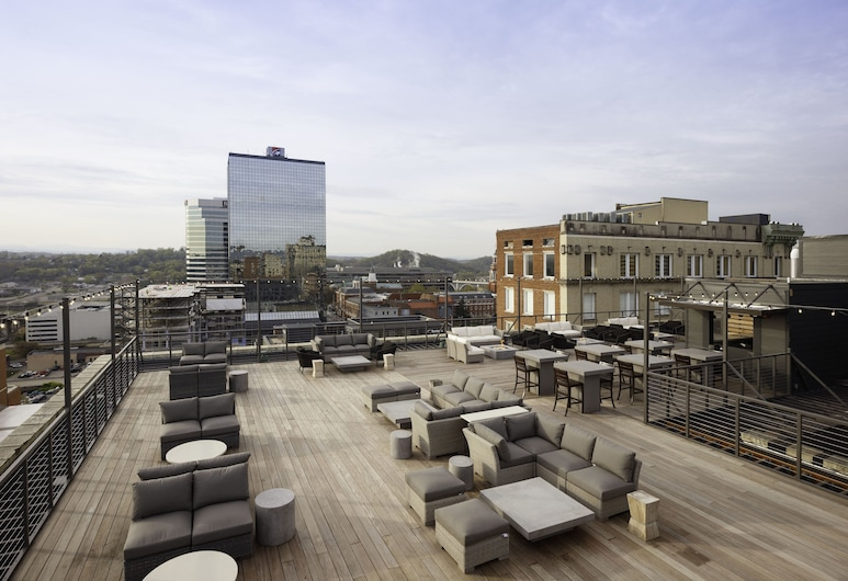 Hyatt Place Knoxville Downtown, Knoxville, Terrazza/Patio