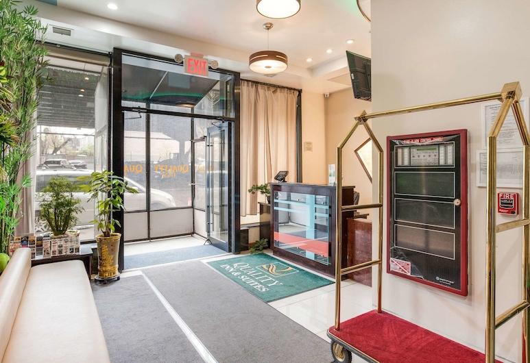 Quality Inn near Sunset Park, Brooklyn, Lobby