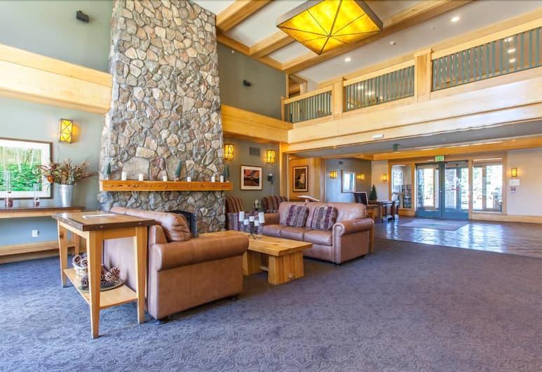 Juniper Springs Lodge 538, Mammoth Lakes, Appartement, 1 slaapkamer, Receptie