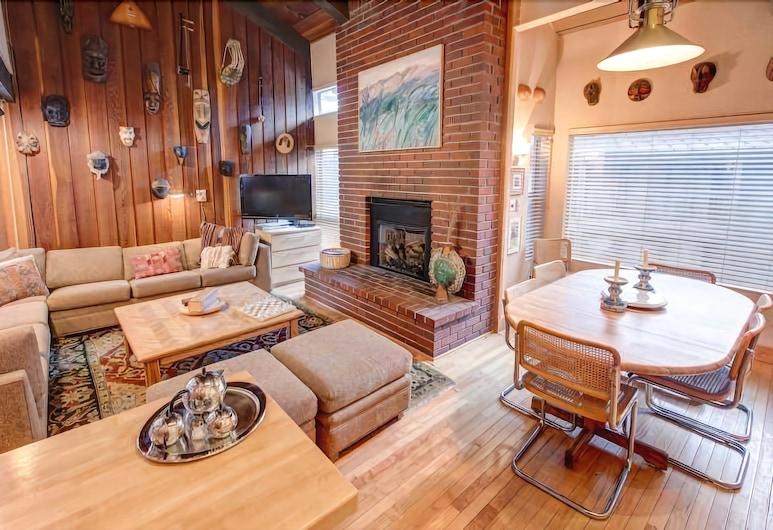 Chamonix 92, Mammoth Lakes, Residenza, 2 camere da letto, vista montagna, Soggiorno