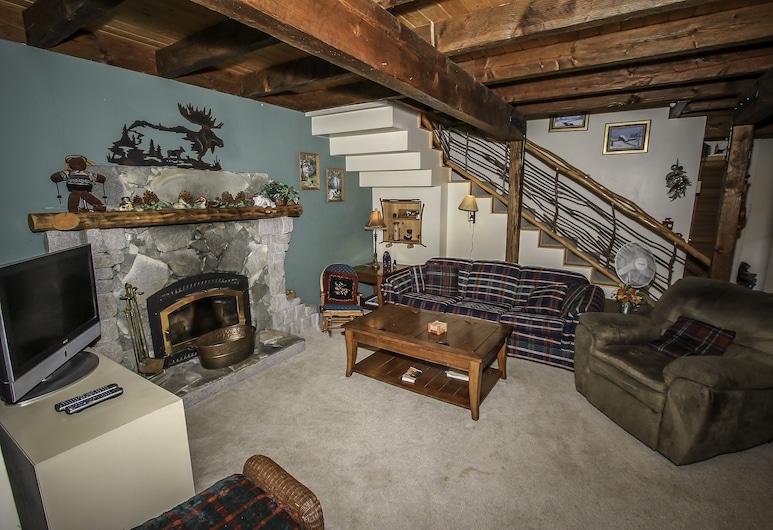 Casa Oso Grande 3 Bedroom Home, Danau Big Bear , Rumah, 3 kamar tidur, Area Keluarga