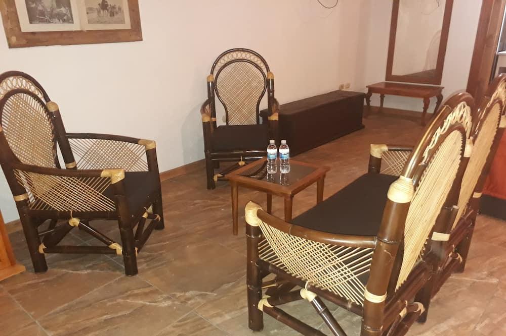 Apartmán, 1 extra veľké dvojlôžko - Obývacie priestory