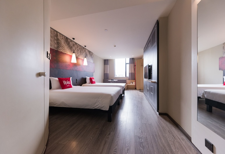 Ibis Guangzhou Yuexiu Park, Guangzhou, Superior-Zweibettzimmer, Zimmer