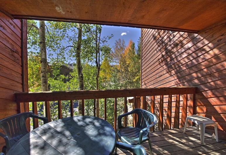 Cimarron Chalet, Breckenridge, Condo, Terrace/Patio