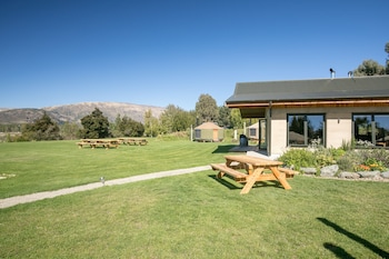 Bild vom Oasis Yurt Lodge in Wanaka