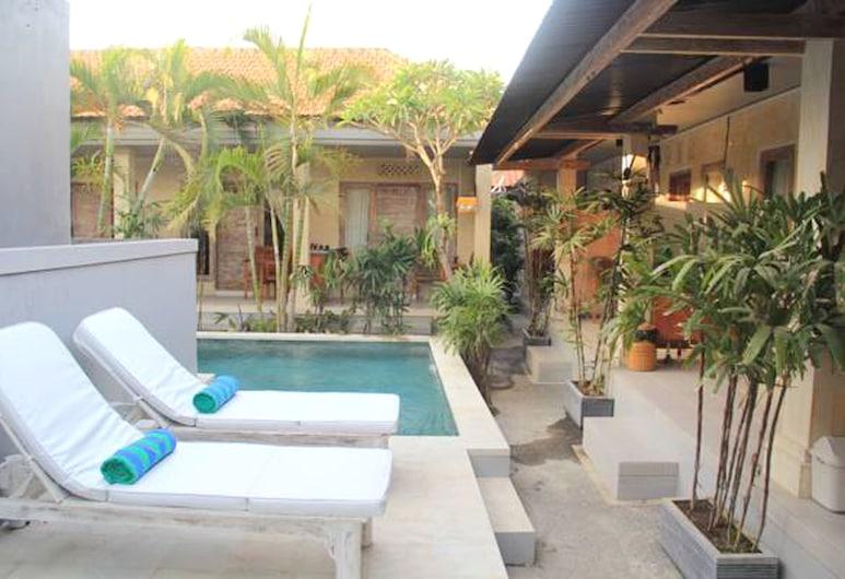 Sadana Bali Guest House, Denpasar, Sundeck