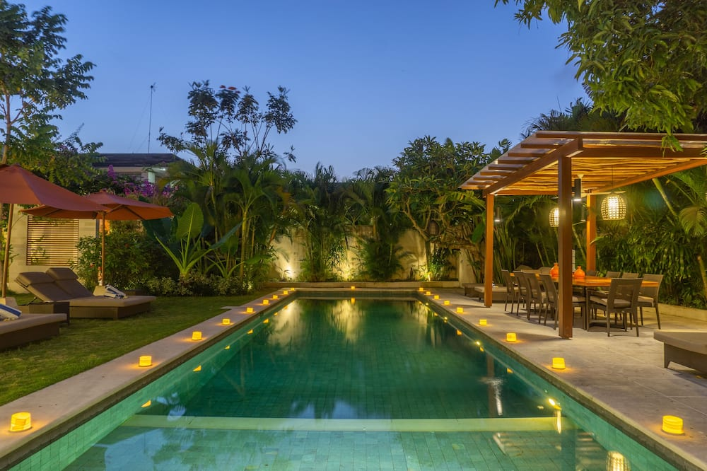 Luxury Villa, 1 Yatak Odası - Bahçe Manzaralı