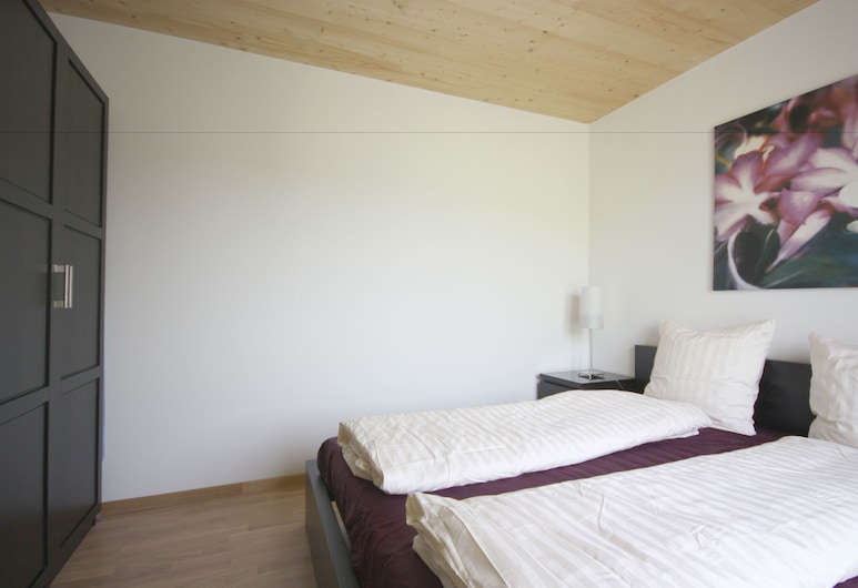 Swiss Star Oerlikon Station, Zurich, Appartement, 1 chambre, coin cuisine, Chambre