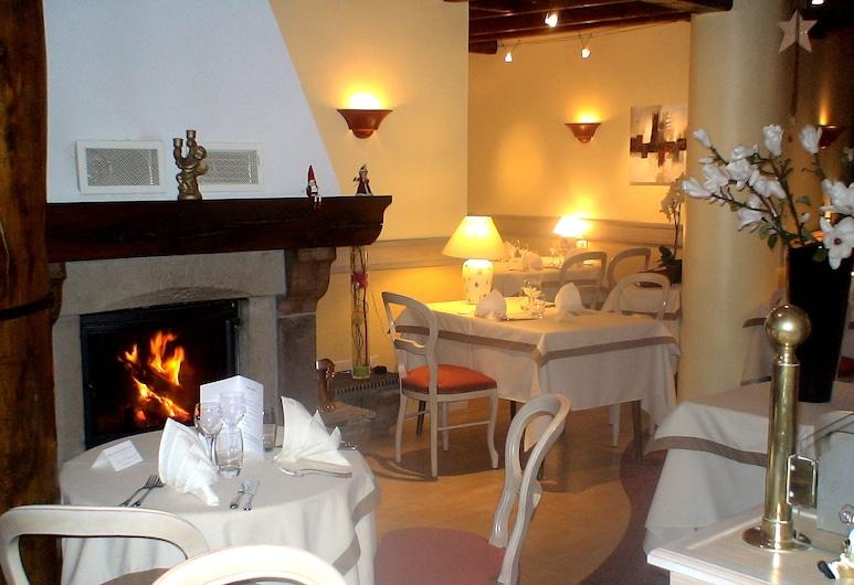Logis Auberge Lorraine, Ban-de-Laveline, Restaurante