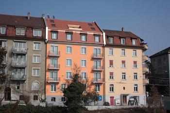 Picture of Swiss Star Northend in Zürich