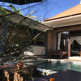 Villa, 1 Yatak Odası, Kişiye Özel Havuzlu - Oturma Alanı