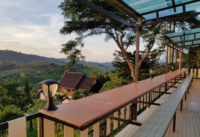 Jit Dee Home Khao Kho, Khao Kho, Home for 4 People, Terrasse/patio