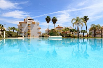 Obrázek hotelu Apartamento Gran Calanova Golf B.14 1A ve městě Mijas