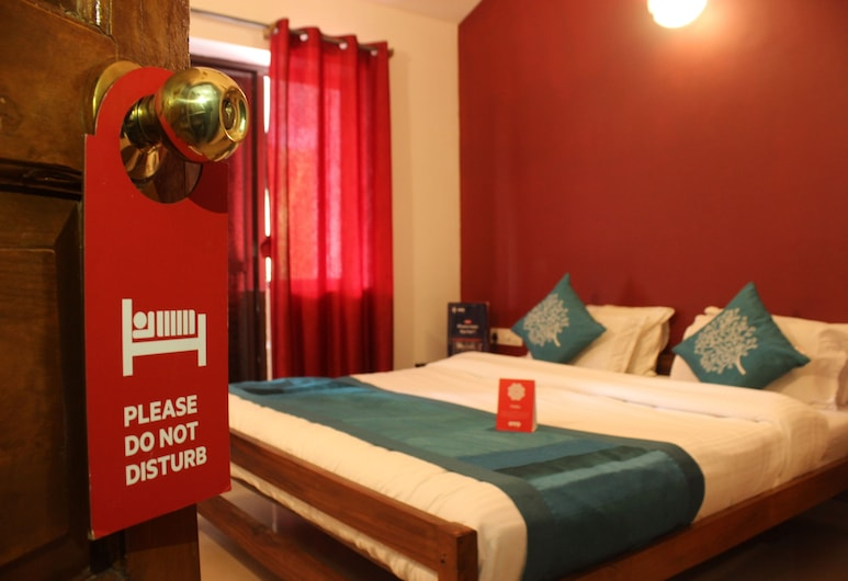 OYO 2329 Hotel Goa's Pearl, Nerul, Standard Double or Twin Room, 1 Katil Kelamin (Double), Private Bathroom, Bilik Tamu