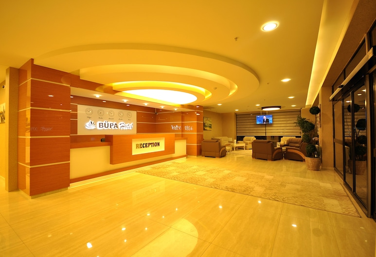 Bupa Hotel, Kayseri, Reception