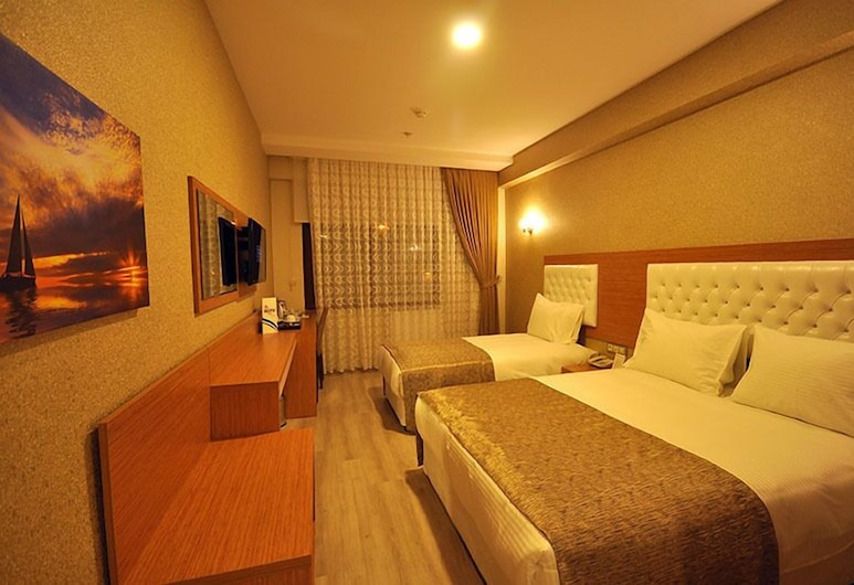 Bupa Hotel, Kayseri, Standard Twin Room, Guest Room