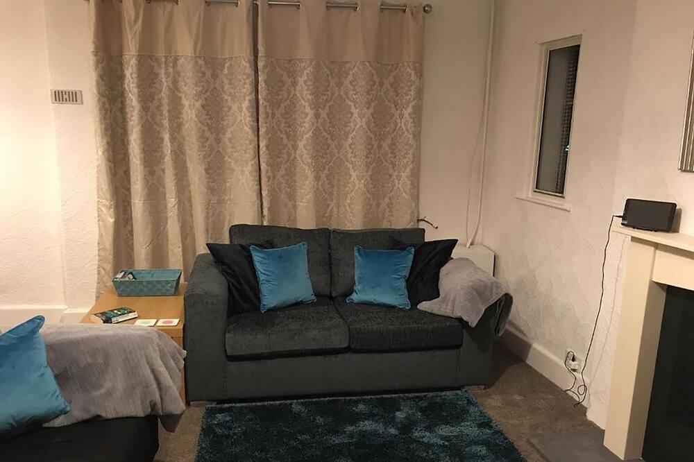 Deluxe apartman, 2 spavaće sobe - Dnevna soba