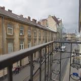 Luxury Süit, Şehir Manzaralı - Balkon