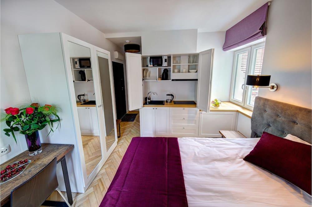 Štúdio (Brazowe) - Obývacie priestory