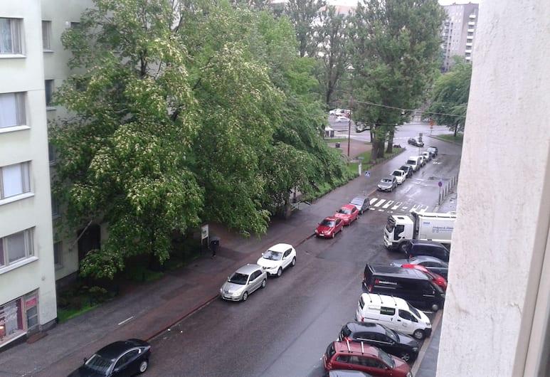 Helsinki City Apartment, Helsingi, Vaade hoonest
