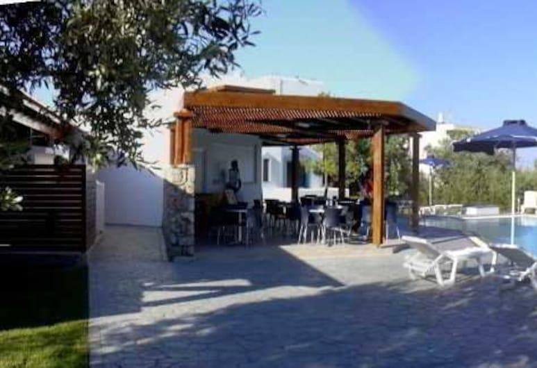 Triantafillas Appartments, Rhodes, Nhà hàng