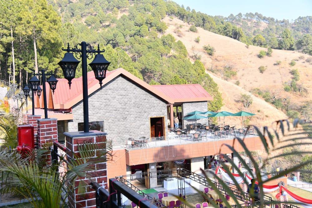 Habitación superior - Vista al balcón
