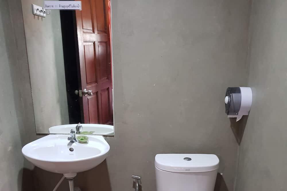 Bungalow for 3 People - Bilik mandi