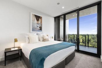 墨爾本阿爾伯特公園湖特伊蓮服務式公寓酒店的圖片
